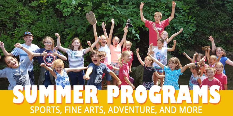 Aquinas Academy Summer Programs: Sports, Fine Arts, Adventure, and More