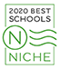 Ranked No.1 Catholic High School in Pittsburgh Area by Niche.com 2015-2020